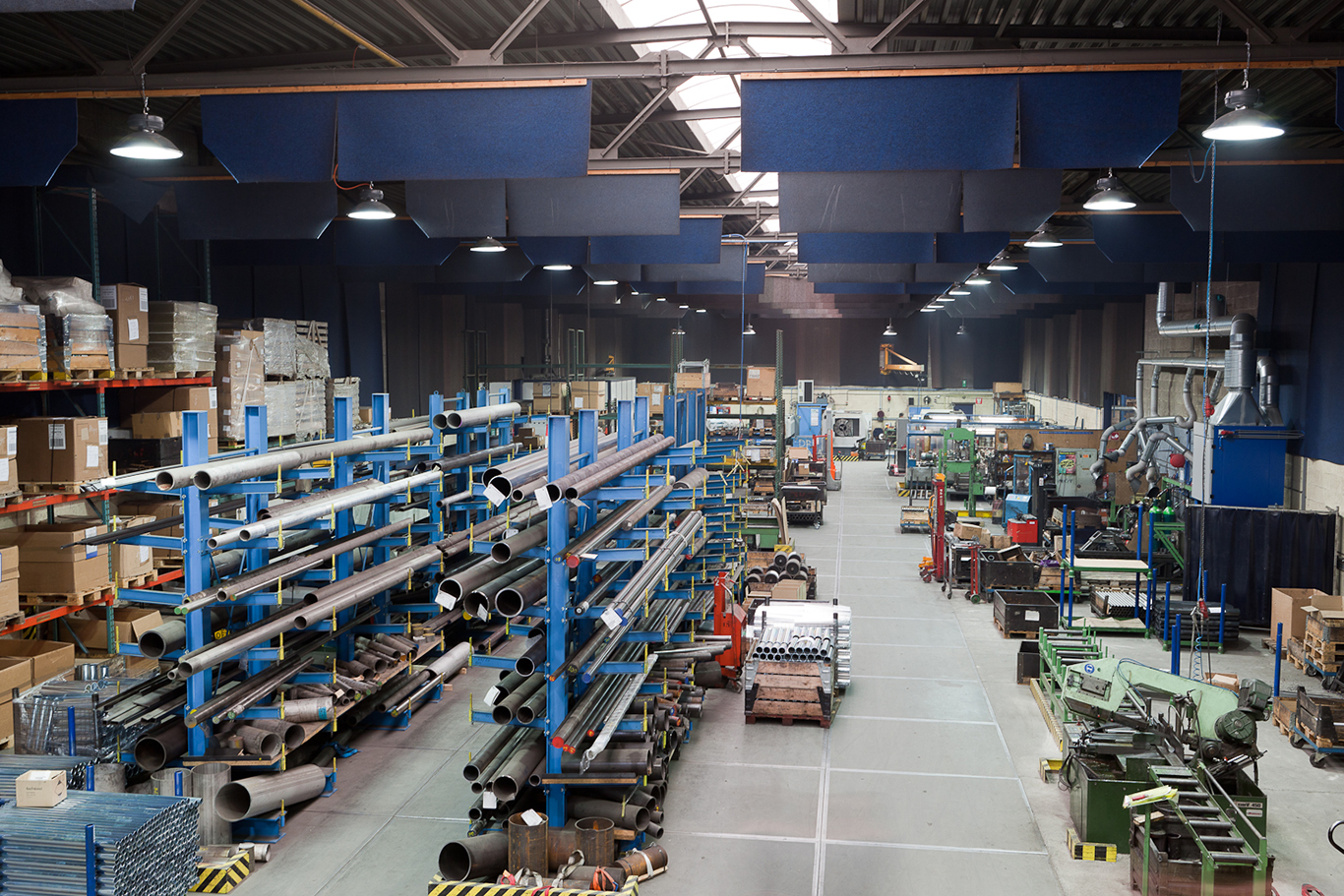 Industrie Beleuchtung – Eco-line3
