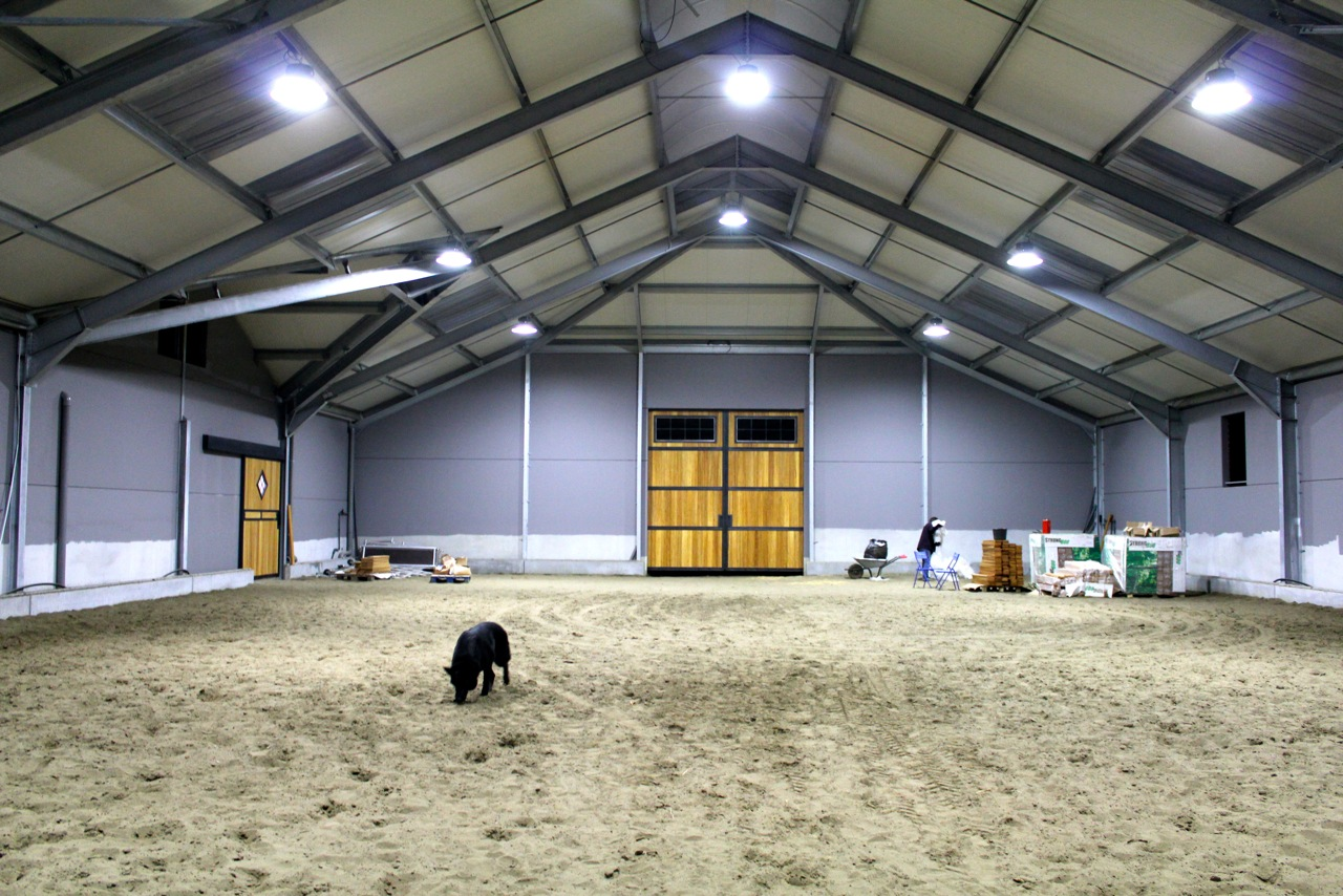 Stunning Verlichting Paardenstal Images - Huis & Interieur Ideeën ...